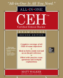 CEH Certified Ethical Hacker All in One Exam Guide  Second Edition