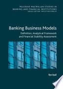 Banking Business Models