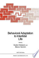Behavioral Adaptation To Intertidal Life