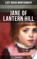 JANE OF LANTERN HILL  Children s Book