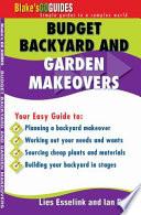 Budget Backyard and Garden Makeovers