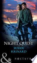 Night Quest  Mills   Boon Nocturne   Nightsiders  Book 5