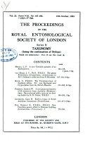 Journal of Entomology