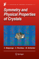 Symmetry and Physical Properties of Crystals ebook