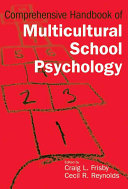 Comprehensive Handbook of Multicultural School Psychology