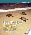 Sea Turtles  Race to the Sea Book