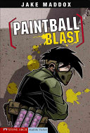 Jake Maddox: Paintball Blast