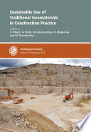 Sustainable Use of Traditional Geomaterials in Construction Practice Book