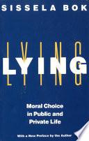 Lying Book PDF