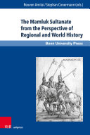 Pdf The Mamluk Sultanate from the Perspective of Regional and World History Telecharger