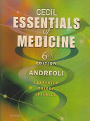 Cover of Cecil Essentials of Medicine