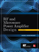 RF and Microwave Power Amplifier Design  Second Edition Book