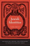 Jewish Identities [Pdf/ePub] eBook