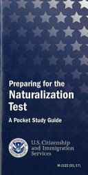 Preparing for the Naturalization Test