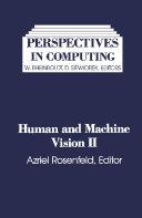 Human and Machine Vision II