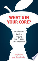 What s in Your CORE  Book