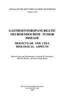 Gastroenteropancreatic Neuroendocrine Tumor Disease: ...