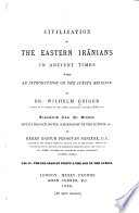The old Iranian polity and the age of the Avesta
