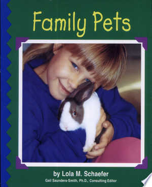 Download Family Pets online Books - godinez books