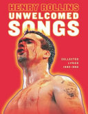 Henry Rollins Books, Henry Rollins poetry book