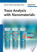 Trace Analysis with Nanomaterials Book