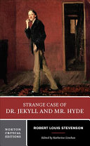 Strange Case of Dr  Jekyll and Mr  Hyde Book