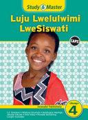 Books - Study & Master Luju Lwelulwimi Lwesiswati Incwadzi Yathishela Libanga Lesi-4 | ISBN 9781107618381