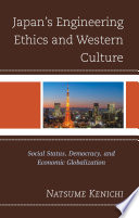 Japan s Engineering Ethics and Western Culture Book