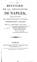 Histoire de la révolution de Naples ... ebook