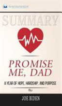 Summary of Promise Me  Dad