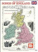 Songs of England Pdf/ePub eBook