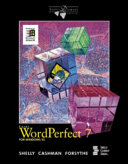 Corel WordPerfect 7 for Windows 95