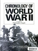 Chronology of World War II