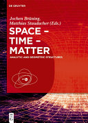 Space     Time     Matter