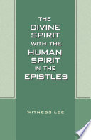 The Divine Spirit with the Human Spirit in the Epistles Book