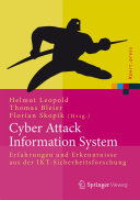 Cyber Attack Information System