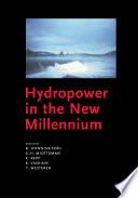 Hydropower in the New Millennium Book