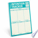 Intention Tracker Pad