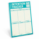 Intention Tracker Pad