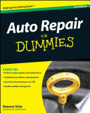 """Auto Repair For Dummies"" by Deanna Sclar"