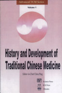 History and Development of Traditional Chinese Medicine