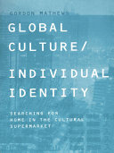 Pdf Global Culture/Individual Identity Telecharger