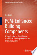 PCM Enhanced Building Components