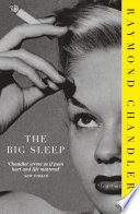 The Big Sleep Raymond Chandler Cover