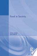 Food In Society Book PDF