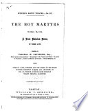 The Boy Martyrs of Sept  12  1814
