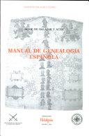 Manual de genealogía española