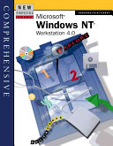 New Perspectives On Microsoft Windows Nt Workstation 4 0 Comprehensive