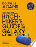The Original Hitchhiker S Guide To The Galaxy Radio Scripts Book