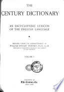 The Century Dictionary Book PDF